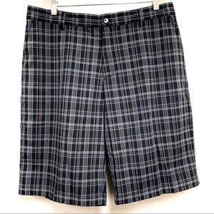 Adidas Plaid Golf Shorts
